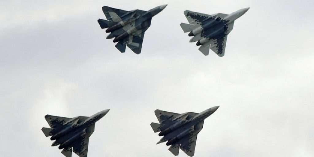 Su-57 | Ποιες χώρες ενδιαφέρονται να αποκτήσουν το Ρώσο stealth «κακοποιό»