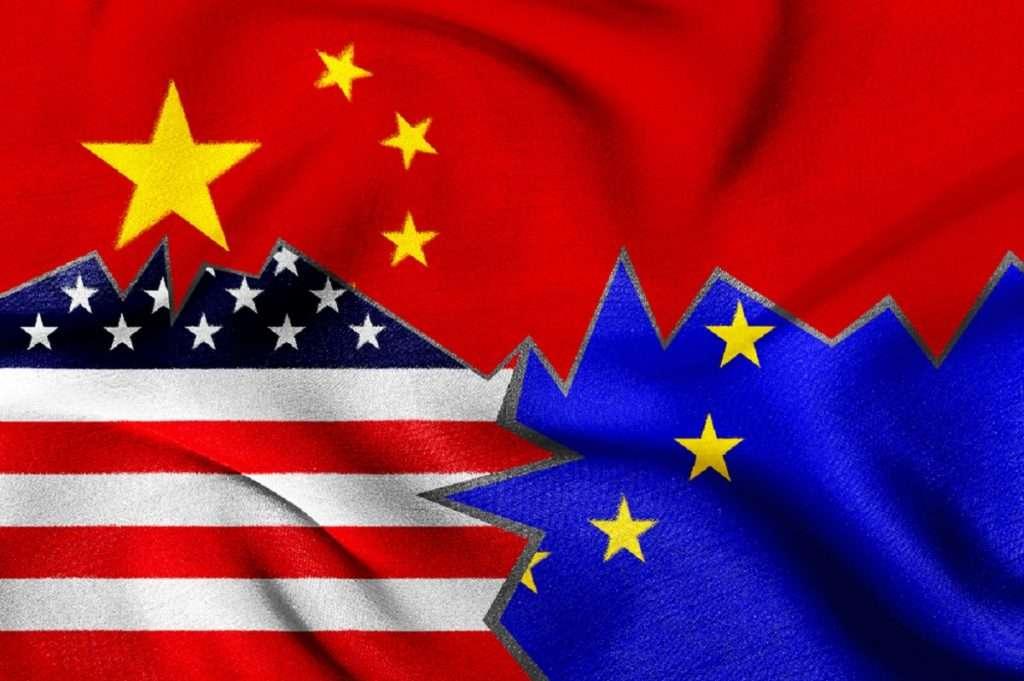 Με την Κίνα ή με την ΕΕ και τις ΗΠΑ; | Ο «Δρόμος του Μεταξιού» και το δίλημμα Ντράγκι