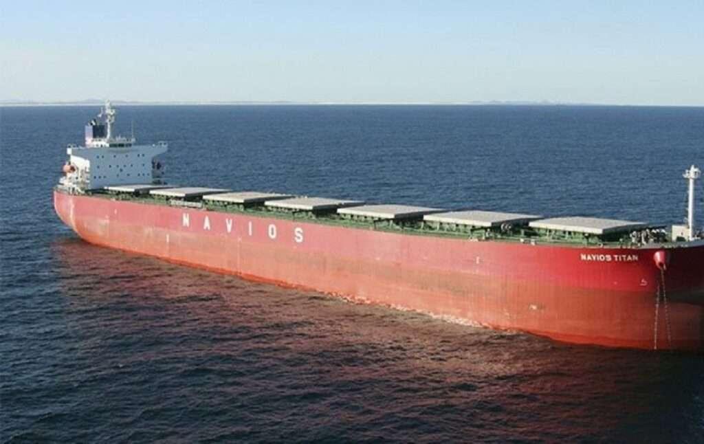 Navios Partners   Ισχυρή ζήτηση για πλοία χύδην ξηρού φορτίου και containerships