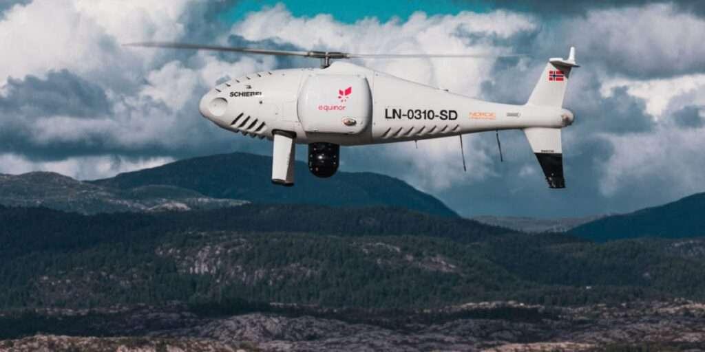 Πολεμικό Ναυτικό   CAMCOPTER® S-100   Επιτυχημένη δοκιμή drone στη Φ/Γ «Αιγαίον»