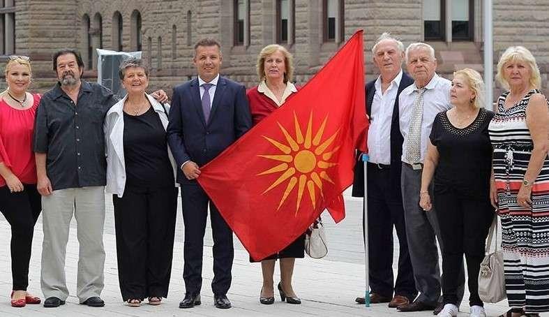 Ο Σκοπιανός γενικός πρόξενος του Τορόντο παραβίασε τη Συμφωνία των Πρεσπών