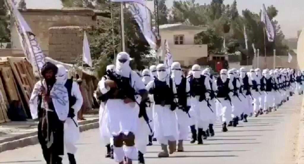afganistan taliban isis