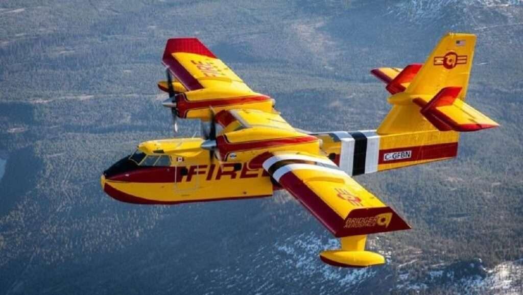 Canadair CL-515 | Θα έσωζαν την Εύβοια | Πόσο κοστίζουν τα παγκόσμιας κλάσης, Canadair CL-515 | Επιχειρούν και το βράδυ