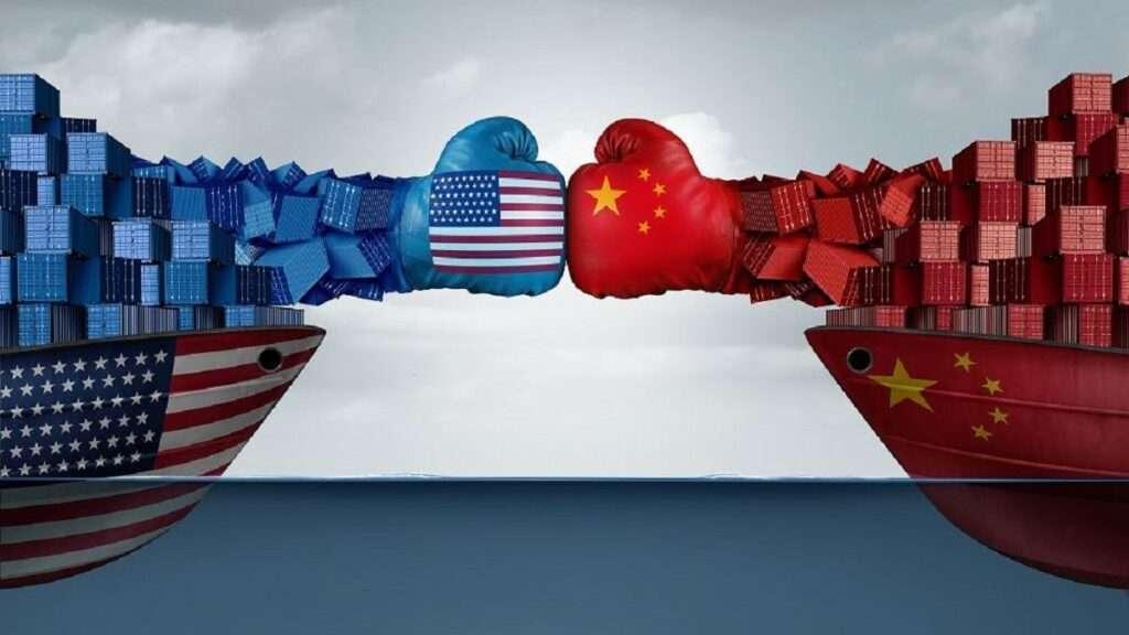 Κίνα   Οι εντάσεις με τις ΗΠΑ απειλούν να υπονομεύσουν τη συνεργασία