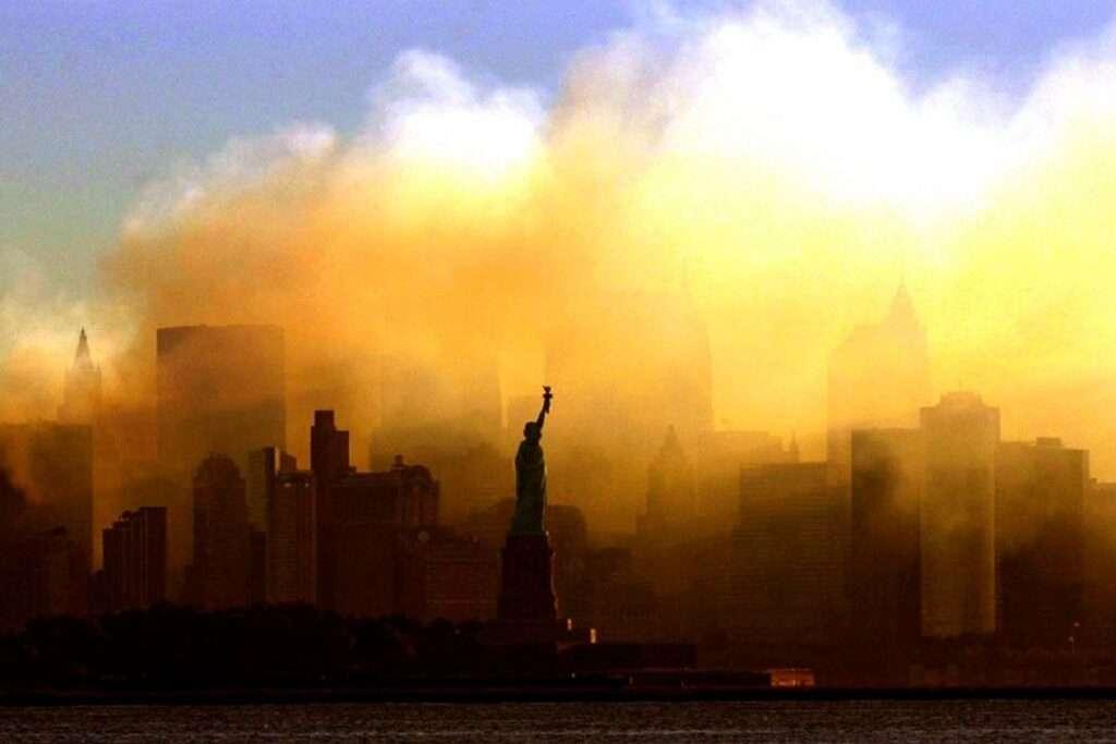 ΗΠΑ   Από τις στάχτες της 11ης Σεπτεμβρίου ένας νέος κόσμος αναδύθηκε  Δεν κράτησε