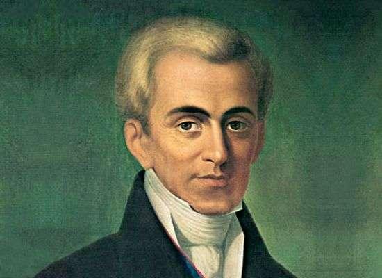 Ιωάννης Καποδίστριας | Σαν Σήμερα η Δολοφονία του | 27 Σεπτεμβρίου 1831