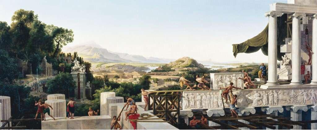 Αλήθεια, πώς φτιάχτηκε η σύγχρονη Αθήνα;