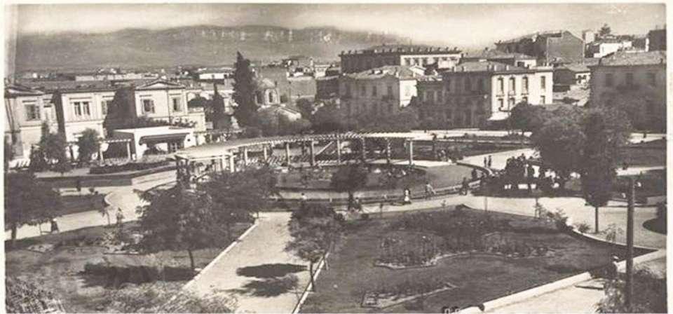 Πλατεία Κουμουνδούρου   Η άγνωστη μεγάλη ιστορία της