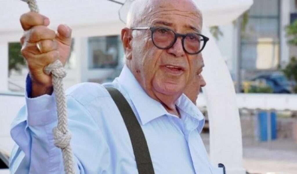 Βραβεύθηκε ο καπετάν Παναγιώτης Τσάκος | «Θαλής ο Μιλήσιος – 200 χρόνια Ελλάδα»